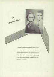 Page 7, 1955 Edition, Oak Park Academy - Oak Leaf Yearbook (Nevada, IA) online yearbook collection