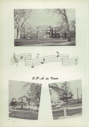 Page 8, 1955 Edition, Oak Park Academy - Oak Leaf Yearbook (Nevada, IA) online yearbook collection