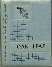 1959 Edition, Oak Park Academy - Oak Leaf Yearbook (Nevada, IA)