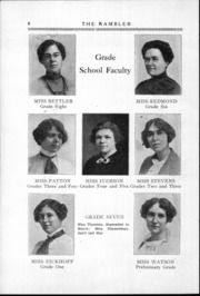 Page 9, 1915 Edition, Sanborn High School - Rambler Yearbook (Sanborn, IA) online yearbook collection