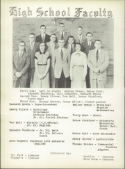 Page 12, 1953 Edition, Sanborn High School - Rambler Yearbook (Sanborn, IA) online yearbook collection