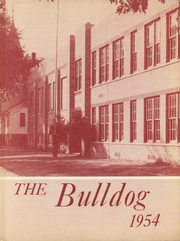 1954 Edition, Sanborn High School - Rambler Yearbook (Sanborn, IA)