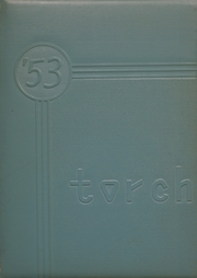 Ackley High School - Torch Yearbook (Ackley, IA) online yearbook collection, 1953 Edition, Page 1