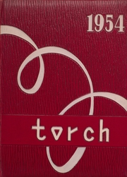 Ackley High School - Torch Yearbook (Ackley, IA) online yearbook collection, 1954 Edition, Page 1