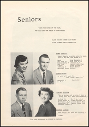 Page 10, 1954 Edition, Ackley High School - Torch Yearbook (Ackley, IA) online yearbook collection