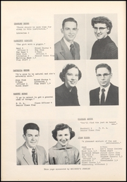 Page 14, 1954 Edition, Ackley High School - Torch Yearbook (Ackley, IA) online yearbook collection