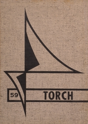 Ackley High School - Torch Yearbook (Ackley, IA) online yearbook collection, 1959 Edition, Page 1