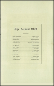 Page 13, 1919 Edition, Adel High School - Scarlet and Black Yearbook (Adel, IA) online yearbook collection
