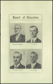 Page 15, 1919 Edition, Adel High School - Scarlet and Black Yearbook (Adel, IA) online yearbook collection