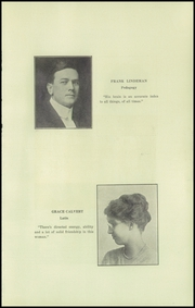 Page 17, 1919 Edition, Adel High School - Scarlet and Black Yearbook (Adel, IA) online yearbook collection