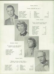 Page 14, 1956 Edition, Truesdale High School - Cub Yearbook (Truesdale, IA) online yearbook collection