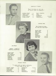 Page 15, 1956 Edition, Truesdale High School - Cub Yearbook (Truesdale, IA) online yearbook collection