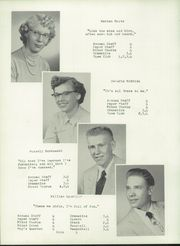 Page 16, 1956 Edition, Truesdale High School - Cub Yearbook (Truesdale, IA) online yearbook collection