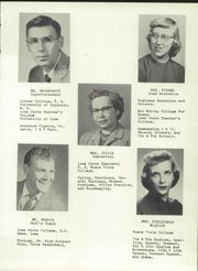 Page 9, 1956 Edition, Truesdale High School - Cub Yearbook (Truesdale, IA) online yearbook collection
