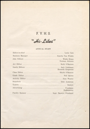 Page 5, 1948 Edition, Fairview High School - Hi Lites Yearbook (Alta, IA) online yearbook collection