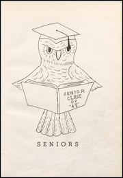 Page 9, 1948 Edition, Fairview High School - Hi Lites Yearbook (Alta, IA) online yearbook collection