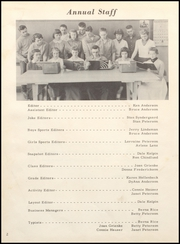 Page 6, 1956 Edition, Fairview High School - Hi Lites Yearbook (Alta, IA) online yearbook collection
