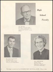 Page 8, 1956 Edition, Fairview High School - Hi Lites Yearbook (Alta, IA) online yearbook collection