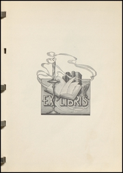 Page 5, 1949 Edition, Archer High School - Eagle Yearbook (Archer, IA) online yearbook collection