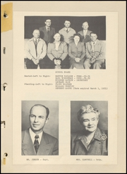 Page 11, 1951 Edition, Archer High School - Eagle Yearbook (Archer, IA) online yearbook collection