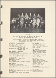 Page 11, 1953 Edition, Archer High School - Eagle Yearbook (Archer, IA) online yearbook collection