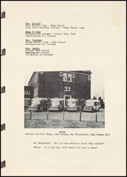 Page 13, 1953 Edition, Archer High School - Eagle Yearbook (Archer, IA) online yearbook collection