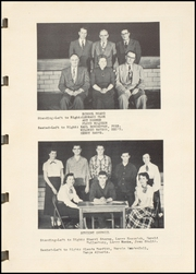 Page 9, 1953 Edition, Archer High School - Eagle Yearbook (Archer, IA) online yearbook collection