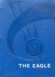 Archer High School - Eagle Yearbook (Archer, IA) online yearbook collection, 1957 Edition, Page 1