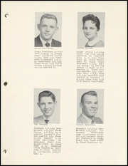 Page 15, 1957 Edition, Archer High School - Eagle Yearbook (Archer, IA) online yearbook collection