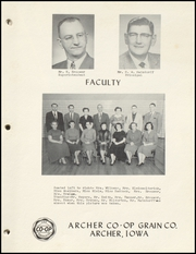 Page 5, 1957 Edition, Archer High School - Eagle Yearbook (Archer, IA) online yearbook collection