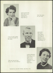 Page 12, 1957 Edition, Argyle High School - Panther Yearbook (Argyle, IA) online yearbook collection