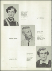 Page 14, 1957 Edition, Argyle High School - Panther Yearbook (Argyle, IA) online yearbook collection