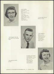 Page 16, 1957 Edition, Argyle High School - Panther Yearbook (Argyle, IA) online yearbook collection