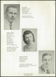 Page 16, 1958 Edition, Argyle High School - Panther Yearbook (Argyle, IA) online yearbook collection