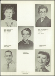 Page 9, 1958 Edition, Argyle High School - Panther Yearbook (Argyle, IA) online yearbook collection