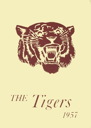 1957 Edition, Coin High School - Tigers Yearbook (Coin, IA)