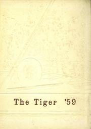 1959 Edition, Coin High School - Tigers Yearbook (Coin, IA)