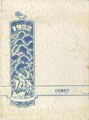 Page 1, 1952 Edition, Cambria High School - Comet Yearbook (Cambria, IA) online yearbook collection