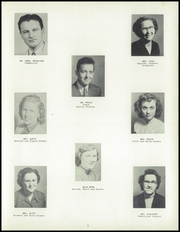 Page 9, 1952 Edition, Cambria High School - Comet Yearbook (Cambria, IA) online yearbook collection