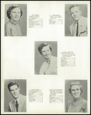 Page 10, 1956 Edition, Cambria High School - Comet Yearbook (Cambria, IA) online yearbook collection