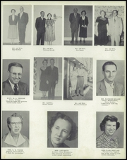 Page 7, 1956 Edition, Cambria High School - Comet Yearbook (Cambria, IA) online yearbook collection