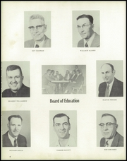 Page 8, 1956 Edition, Cambria High School - Comet Yearbook (Cambria, IA) online yearbook collection