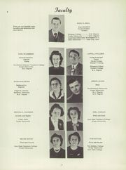 Page 7, 1949 Edition, Grimes High School - Nugget Yearbook (Grimes, IA) online yearbook collection