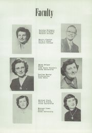 Page 17, 1954 Edition, Grimes High School - Nugget Yearbook (Grimes, IA) online yearbook collection