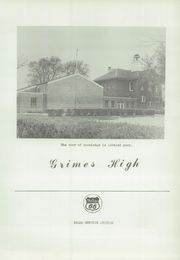 Page 7, 1954 Edition, Grimes High School - Nugget Yearbook (Grimes, IA) online yearbook collection