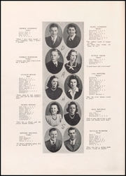 Page 10, 1942 Edition, Denmark Academy High School - Banner Yearbook (Denmark, IA) online yearbook collection