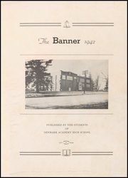 Page 5, 1942 Edition, Denmark Academy High School - Banner Yearbook (Denmark, IA) online yearbook collection
