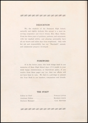 Page 6, 1942 Edition, Denmark Academy High School - Banner Yearbook (Denmark, IA) online yearbook collection