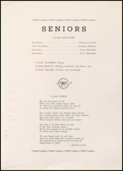 Page 9, 1942 Edition, Denmark Academy High School - Banner Yearbook (Denmark, IA) online yearbook collection