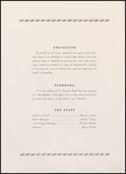 Page 6, 1943 Edition, Denmark Academy High School - Banner Yearbook (Denmark, IA) online yearbook collection